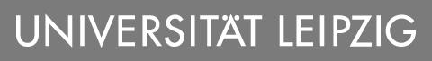 Logo Universität Leipzig, Sportwissenschaftliche Fakultät, Institut für Allgemeine Bewegungs- und Trainingswissenschaft